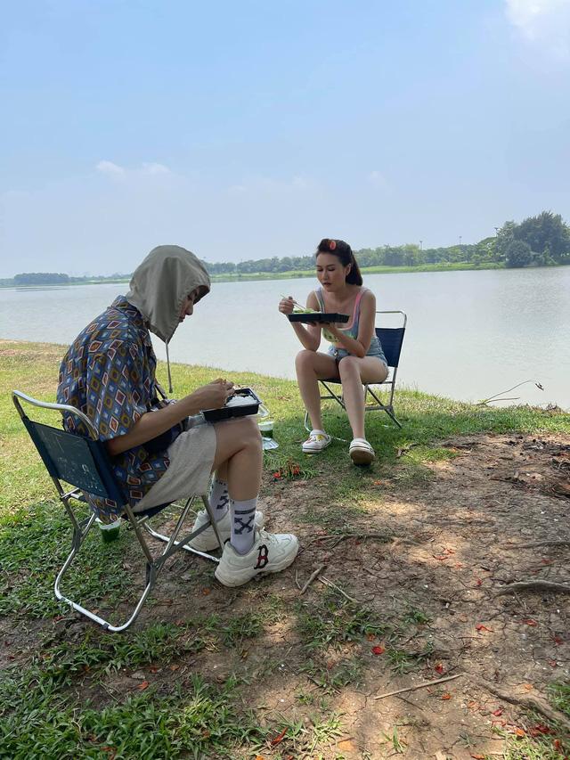 Hương Giang tiếc vì quay phim ròng rã 6 tháng, Mùa hoa tìm lại kết thúc trong chớp mắt - Ảnh 15.