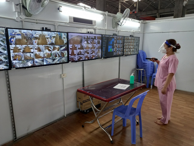 TP. Hồ Chí Minh: Bệnh viện Dã chiến số 16 quy mô gần 3.000 giường đi vào hoạt động - Ảnh 5.