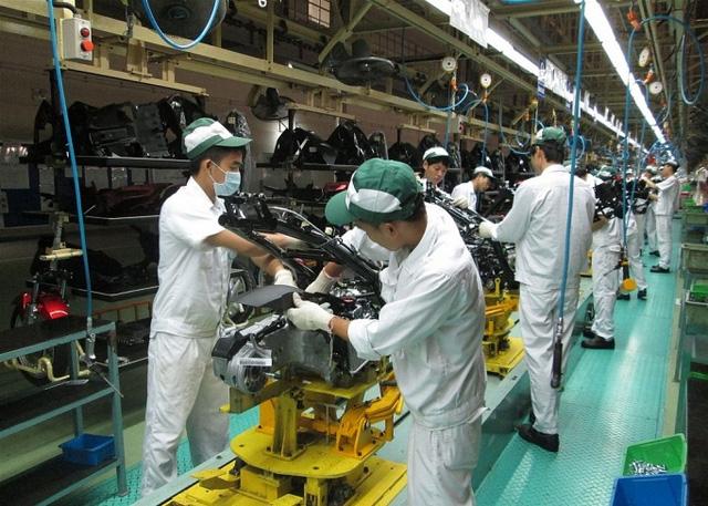 Vốn thực hiện FDI 7 tháng đầu năm tăng 3,8% - Ảnh 1.