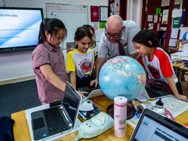 4 tiêu chí khi lựa chọn trường quốc tế cho con - Ảnh 1.