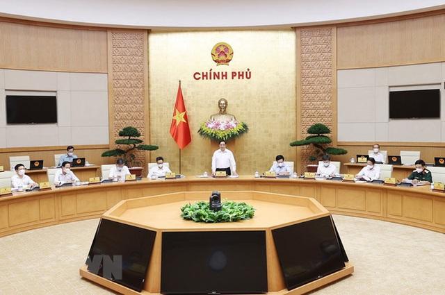 Thủ tướng trình phê chuẩn 4 Phó Thủ tướng và 18 Bộ trưởng, 4 thủ trưởng cơ quan ngang bộ - Ảnh 1.