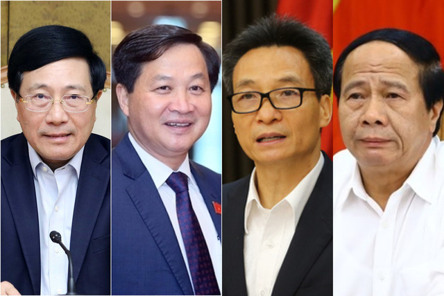 Quốc hội phê chuẩn bổ nhiệm 26 thành viên Chính phủ nhiệm kỳ mới - Ảnh 2.