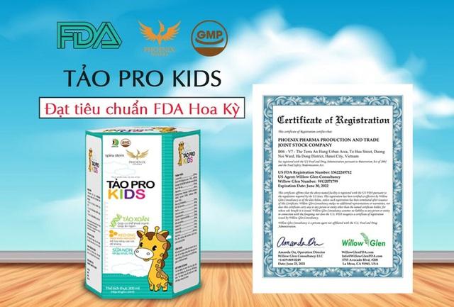 Tăng sức đề kháng cho trẻ, hỗ trợ bảo vệ sức khỏe trong mùa dịch - Ảnh 2.