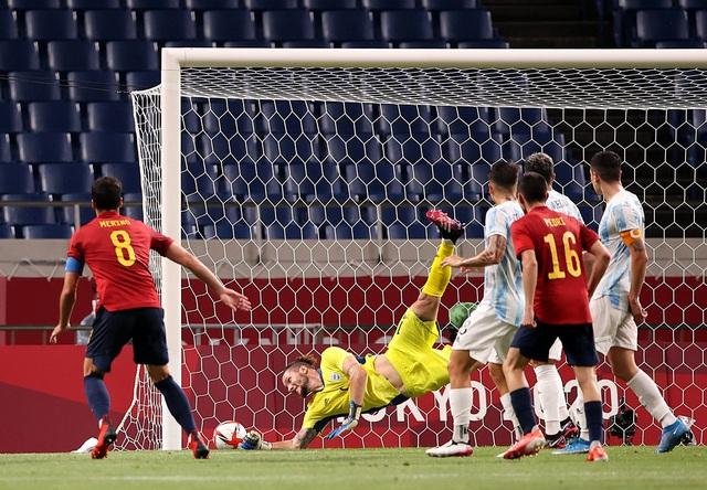 Olympic Tokyo 2020 | Bóng đá nam | Olympic Tây Ban Nha 1-1 Olympic Argentina - Ảnh 3.