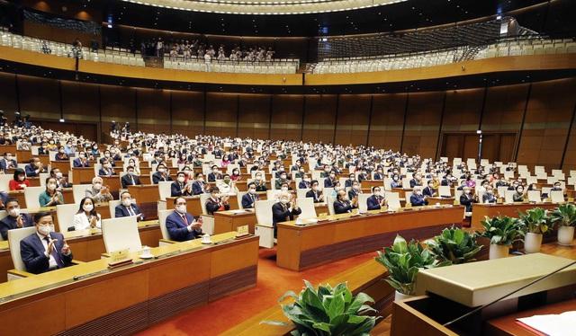 Thành công của kỳ họp thứ nhất, Quốc hội khóa XV là sự khởi đầu tốt đẹp cho nhiệm kỳ mới - Ảnh 2.