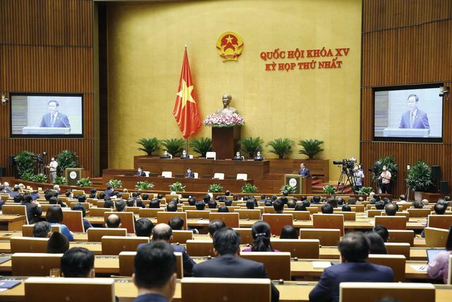 Thành công của kỳ họp thứ nhất, Quốc hội khóa XV là sự khởi đầu tốt đẹp cho nhiệm kỳ mới - Ảnh 3.
