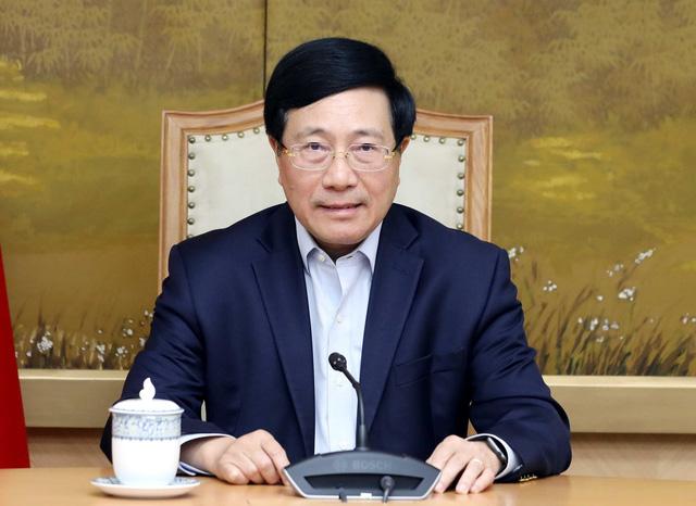 Chân dung 4 Phó Thủ tướng Chính phủ nhiệm kỳ 2021 - 2026 - Ảnh 1.