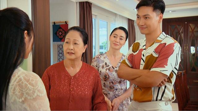 Hương vị tình thân phần 2 - Tập 2: Thiên Nga (Việt Hoa) lên kế hoạch hạ nhục Nam (Phương Oanh) - Ảnh 1.