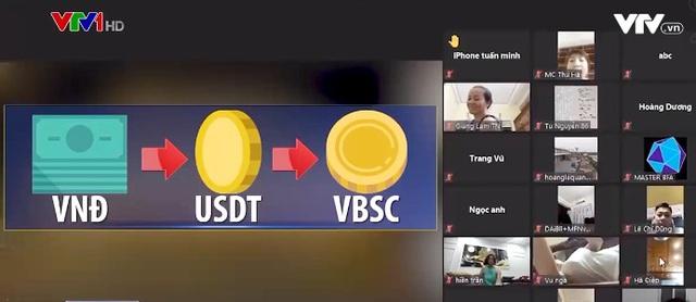 """Tiền ảo VBSC: Mua dễ, bán """"khó như…lên trời""""? - Ảnh 1."""