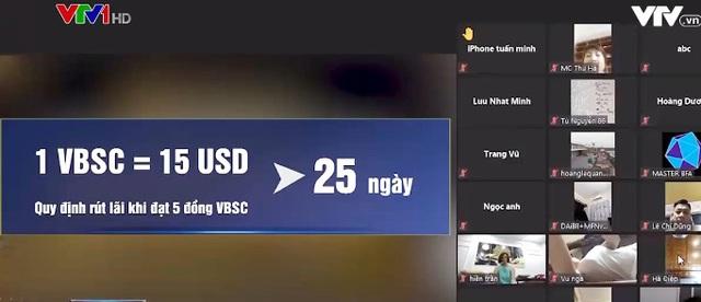 """Tiền ảo VBSC: Mua dễ, bán """"khó như…lên trời""""? - Ảnh 2."""
