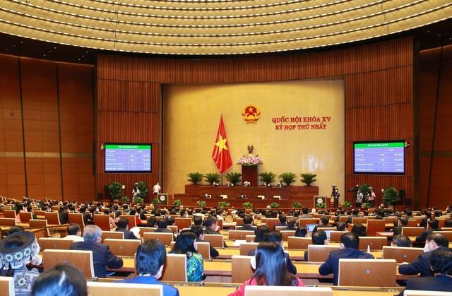 Kỳ họp thứ nhất, Quốc hội khóa XV: Thích ứng linh hoạt, vì dân - Ảnh 1.