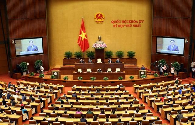 Kỳ họp thứ nhất, Quốc hội khóa XV: Thích ứng linh hoạt, vì dân - Ảnh 2.