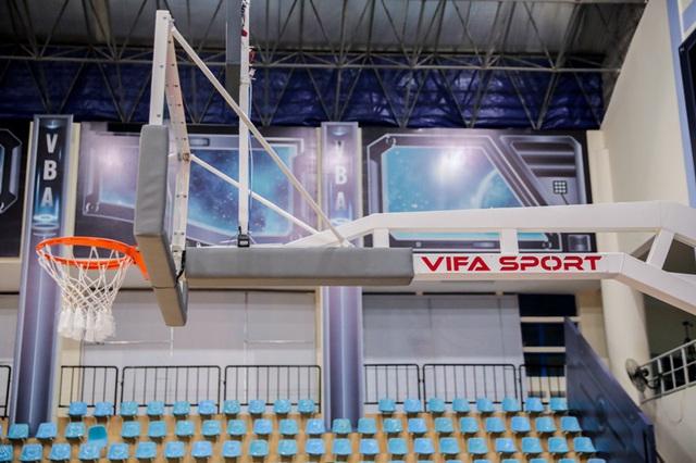 VBA chú trọng chất lượng kỹ thuật bộ trụ rổ cho giải đấu năm 2021 - Ảnh 2.