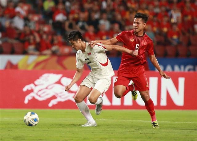 U23 CHDCND Triều Tiên rút khỏi Vòng loại U23 châu Á 2022 - Ảnh 1.