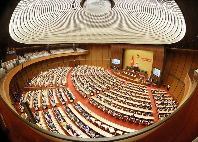 Bước khởi đầu cho nhiệm kỳ Quốc hội khóa XV với phương châm kế thừa và tiếp tục đổi mới - Ảnh 1.