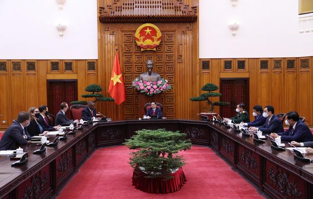Hoa Kỳ coi trọng quan hệ Đối tác toàn diện với Việt Nam - Ảnh 1.