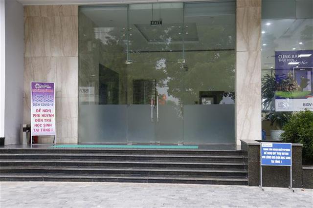 Tuyên Quang tạm dừng hoạt động cơ sở giáo dục mầm non, trung tâm ngoại ngữ, tin học - Ảnh 1.