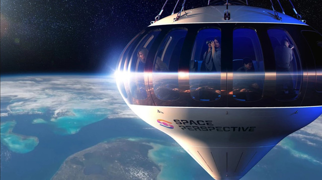 Toilet vũ trụ trên tàu SpaceX nằm trong lồng kính ngắm cảnh 360 độ - ảnh 4