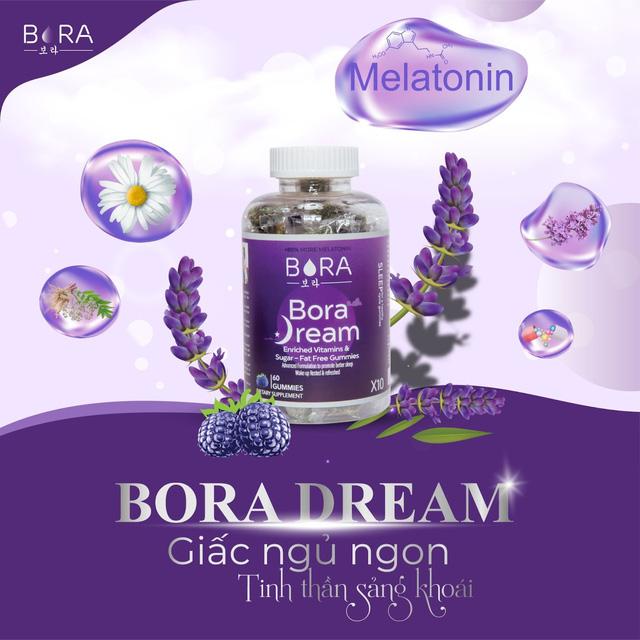 Xua tan nỗi lo mất ngủ, ngủ không giấc với TPBVSK Bora Dream - Ảnh 1.
