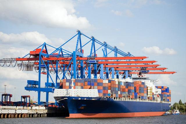 Giá cước vận tải biển tăng kỷ lục - Ảnh 1.