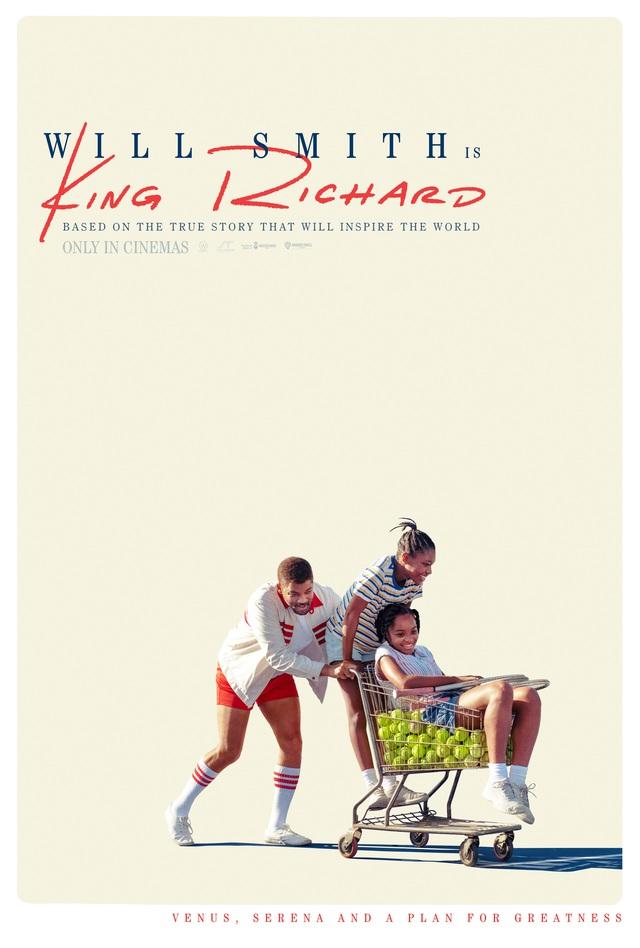 King Richard - bộ phim truyền cảm hứng nhất năm - Ảnh 1.