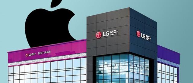 LG sẽ bán iPhone tại các cửa hàng ở Hàn Quốc từ tháng 8 - Ảnh 2.