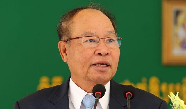 Campuchia sẽ hoàn thành tiêm vaccine COVID-19 sớm hơn nửa năm - Ảnh 1.