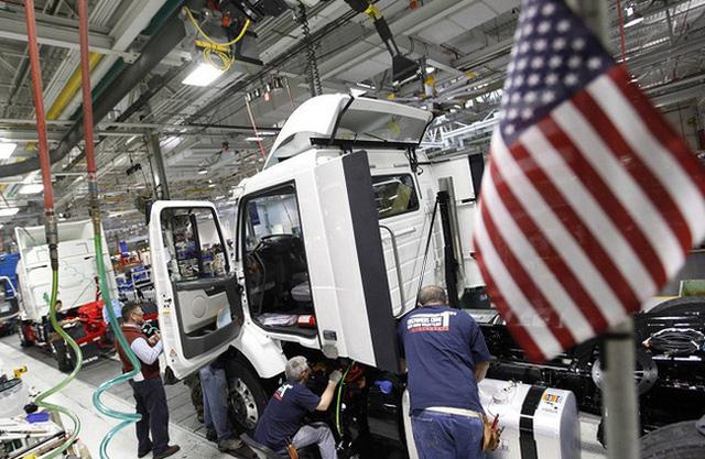 Kinh tế Mỹ bước vào giai đoạn tăng trưởng chậm hơn - Ảnh 1.