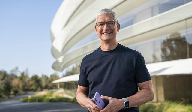 Apple thiếu chip làm iPhone - Ảnh 1.