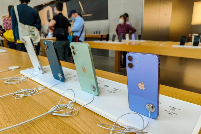 Apple thiếu chip làm iPhone - Ảnh 2.