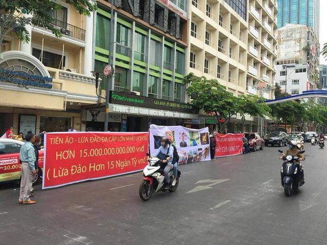 Muôn kiểu đa cấp tiền số tại Việt Nam - Ảnh 2.