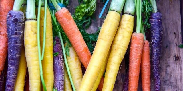 9 lợi ích tuyệt vời của cà rốt: từ giảm cân đến tăng cường miễn dịch - ảnh 1