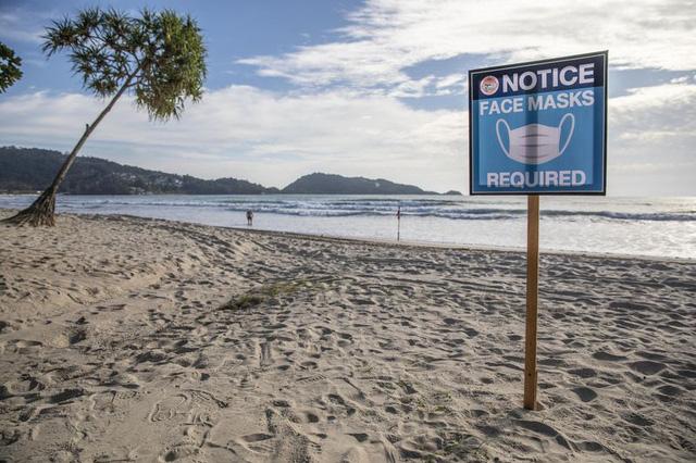 Thái Lan xem xét dừng chương trình Hộp cát Phuket - Ảnh 1.