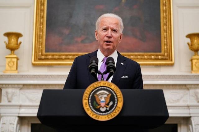 """Tổng thống Biden yêu cầu chi hàng trăm tỷ USD thúc đẩy """"mua hàng Mỹ"""" - ảnh 1"""