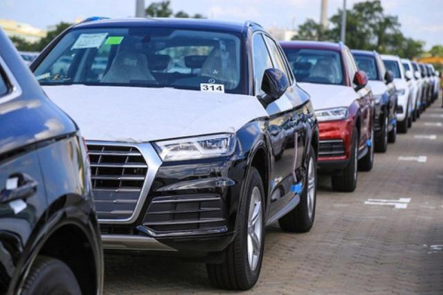 Lượng ô tô nhập tăng hơn 100%, giá xe cuối năm tiếp tục giảm sập sàn? - Ảnh 1.