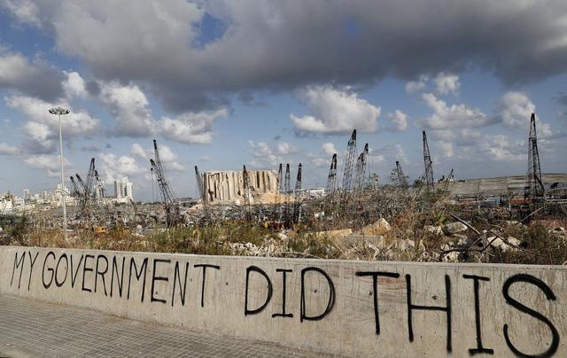 Một năm sau thảm họa ở cảng Beirut, những vết thương để lại vẫn chưa lành - Ảnh 9.