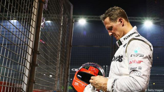Netflix làm phim tài liệu về Michael Schumacher, công bố những tư liệu chưa từng thấy - Ảnh 1.