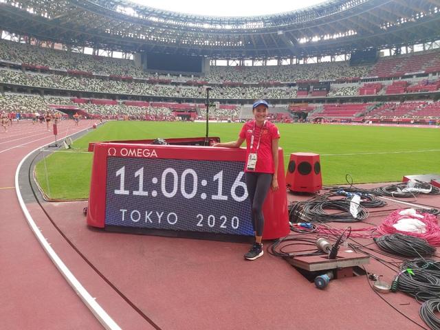 Quách Thị Lan: Tôi sẽ quyết phục thù ở lượt chạy bán kết   400m rào nữ Olympic Tokyo 2020 - Ảnh 3.