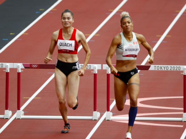 Quách Thị Lan: Tôi sẽ quyết phục thù ở lượt chạy bán kết   400m rào nữ Olympic Tokyo 2020 - Ảnh 2.