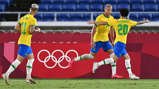 Brazil – Ai Cập: 17h00 hôm nay (31/7)   Tứ kết bóng đá nam Olympic Tokyo 2020 - Ảnh 2.