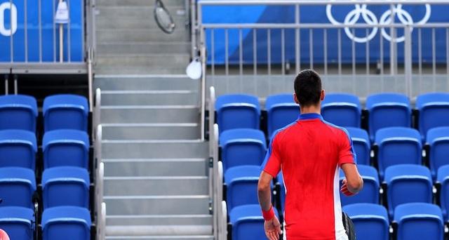 Novak Djokovic trắng tay rời Olympic Tokyo 2020 - Ảnh 4.