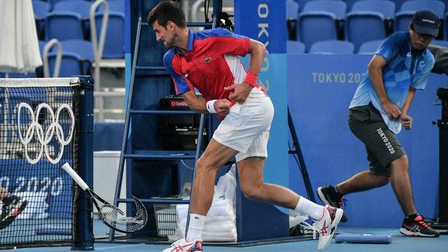 Novak Djokovic trắng tay rời Olympic Tokyo 2020 - Ảnh 3.