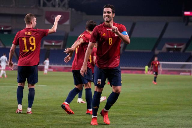 Tây Ban Nha – Bờ Biển Ngà: 15h00 hôm nay (31/7) | Tứ kết bóng đá nam Olympic Tokyo 2020 - Ảnh 2.