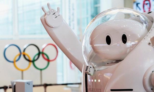 Olympic Tokyo 2020 để lộ gót chân A-sin công nghệ của Nhật Bản? - ảnh 1