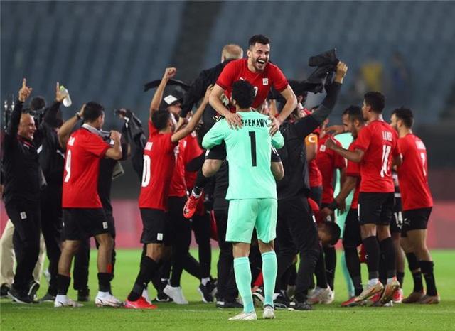 Brazil – Ai Cập: 17h00 hôm nay (31/7)   Tứ kết bóng đá nam Olympic Tokyo 2020 - Ảnh 3.