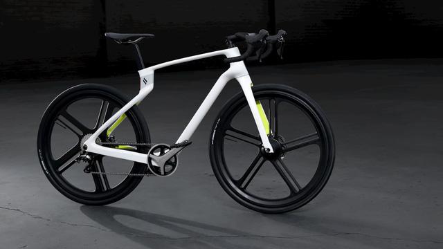 Xe đạp in 3D từ sợi carbon - ảnh 1