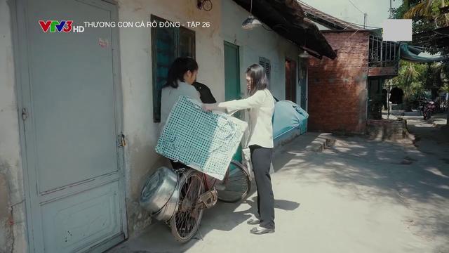 Thương con cá rô đồng - Tập 26: Chị em Thương chính thức khăn gói lên Sài Gòn - ảnh 2