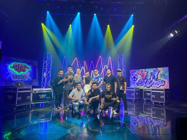 Rap EURO: Sôi động với phong cách riêng trên VTV - ảnh 1