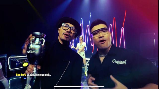 Rap EURO: Sôi động với phong cách riêng trên VTV - ảnh 2