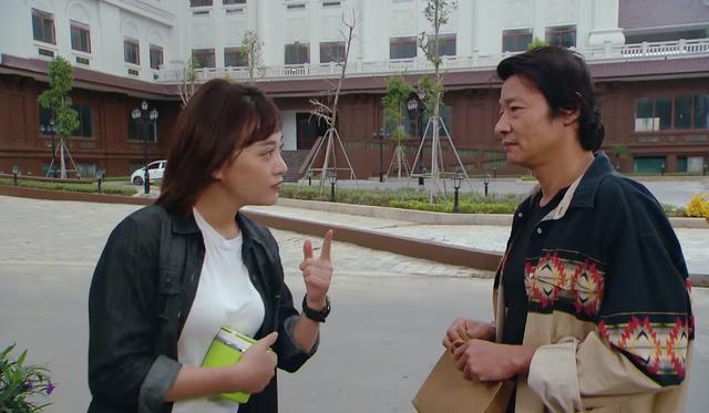 Hương vị tình thân - Tập 55: Ông Sinh mang cơm đến tận công ty cho Nam - ảnh 1